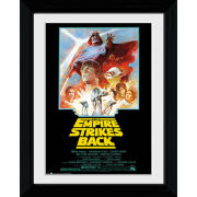 Star Wars V One Sheet - Collector Print - 30 x 40cm