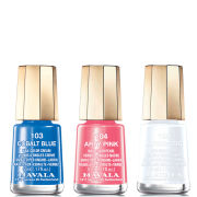 Mavala May Limited Edition Varnish Trio
