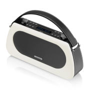 View Quest Bardot Bluetooth Speaker with DAB+/FM Radio - Black