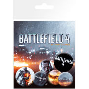 Battlefield 4 Cover - Badge Pack