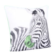 Malini Stripey Print Cushion