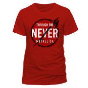 Metallica Men's T-Shirt - Never