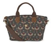 Nica Women's Dahlia Printed Tote Bag - Modern Tulip