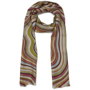 Paul Smith Accessories Women's Silk Scarf - Swirl