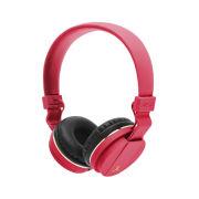 Wesc Cymbal Premium Headphones with Mic and Volume Control - Hibiscus