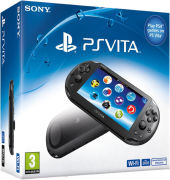 PS Vita 2000 - Includes Lego Batman 3 and 8GB RM