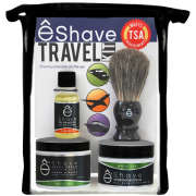 White Tea Starter Kit (Pre-shave oil+29ml SC+29ml AS cream + brush)