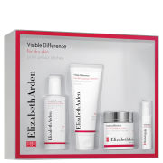 Elizabeth Arden Visible Difference Dry Skin Set (Worth £32.00)