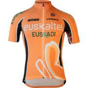 Euskaltel Euskadi Team Full Zipp SS Jersey - 2013
