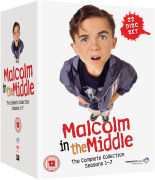 Malcolm in the Middle - Complete Verzameling