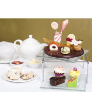 Chocoholic Afternoon Tea for Two at The Hilton Park Lane