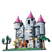 Character Building Scooby Doo Dracula's Castle Playset