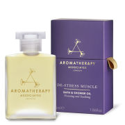Aromatherapy Associates Miniature Bath and Shower Oil (10 x 3ml)
