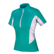 Endura Women's Pulse Jersey - Teal