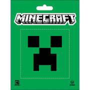 Minecraft Creeper - Vinyl Sticker - 10 x 15cm