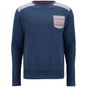 Conspiracy Men's Trosa Sweat - Navy