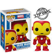 Figura Pop! Vinyl Marvel Iron Man