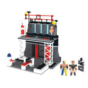 WWE Smackdown - Train And Rumble - Figures and Playset