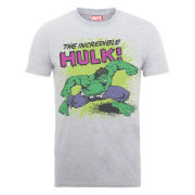 Marvel Incredible Hulk Men's T-Shirt - Heather Grey