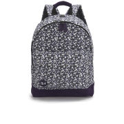 Mi-Pac Premium Ditsy Floral Backpack - Navy