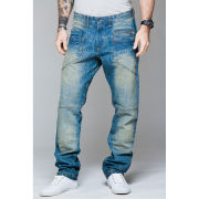 Ringspun Men's Morgan Jeans - Light Wash