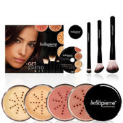 Bellapierre Cosmetics Get Started Kit Fair