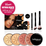 Bellapierre Cosmetics Get Started Kit Fair (Worth £154.97)