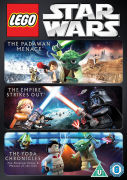 The Star Wars Lego Triple: Padawan Menace / The Empire Strikes Out / The Yoda Chronicles