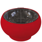Supagrill Pod Table Top BBQ - Red