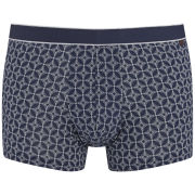 Derek Rose Men's Star 3 Hipster Boxer Shorts - Navy
