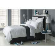 Vermont Duvet Cover - White