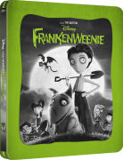 Frankenweenie 3D (incluye Version 2D) - Steelbook Exclusivo de Edición Limitada