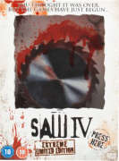 Saw IV (4): Limited Edition (Includes Saw Comic and Sound Chip)