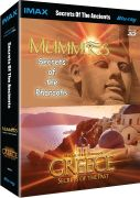 IMAX: Secrets of Ancients Collection (3D en 2D Blu-Ray)
