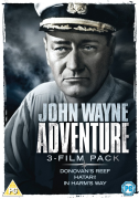 John Wayne Adventure Triple (Donovan's Reef / Hatari / In Harm's Way)