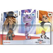 Disney Infinity: Villains 3-IGPs Pack