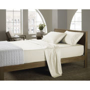 Sheridan 400TC Cotton Soft Sateen Duvet Cover - Vanilla