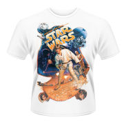 Star Wars Men's T-Shirt - First Ten Years
