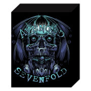 Avenged Sevenfold Skull - 50 x 40cm Canvas