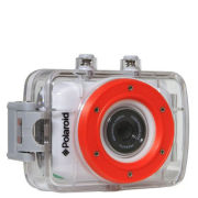 Polaroid XS7 HD Action Camera with Touchscreen & Mounting Kit - Grade A Refurb