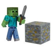 Minecraft - 3 Inch Zombie Figure