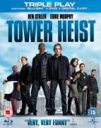 Tower Heist - Triple Play (Blu-Ray, DVD and Digital Copy)