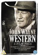 John Wayne Western Triple (The Man Who Shot Liberty Valance / The Sons of Katie Elder / The Shootist)