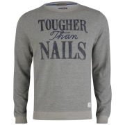 Jack & Jones Vintage Men's Tough Sweatshirt - Grey