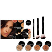Bellapierre Cosmetics Get Started Kit Dark