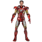 Avengers 1/4 Scale Battle Damaged Iron Man Figure