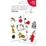 Moomins Moomin - Tattoo Pack