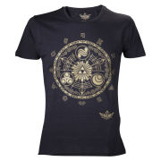 The Legend Of Zelda - T-Shirt (Black)