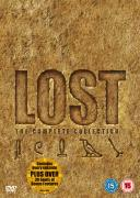 Lost Staffel1-6  - komplettes Box-Set
