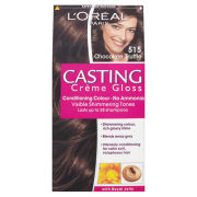 L'Oreal Paris Casting Creme Gloss - 515 Chocolate Truffle